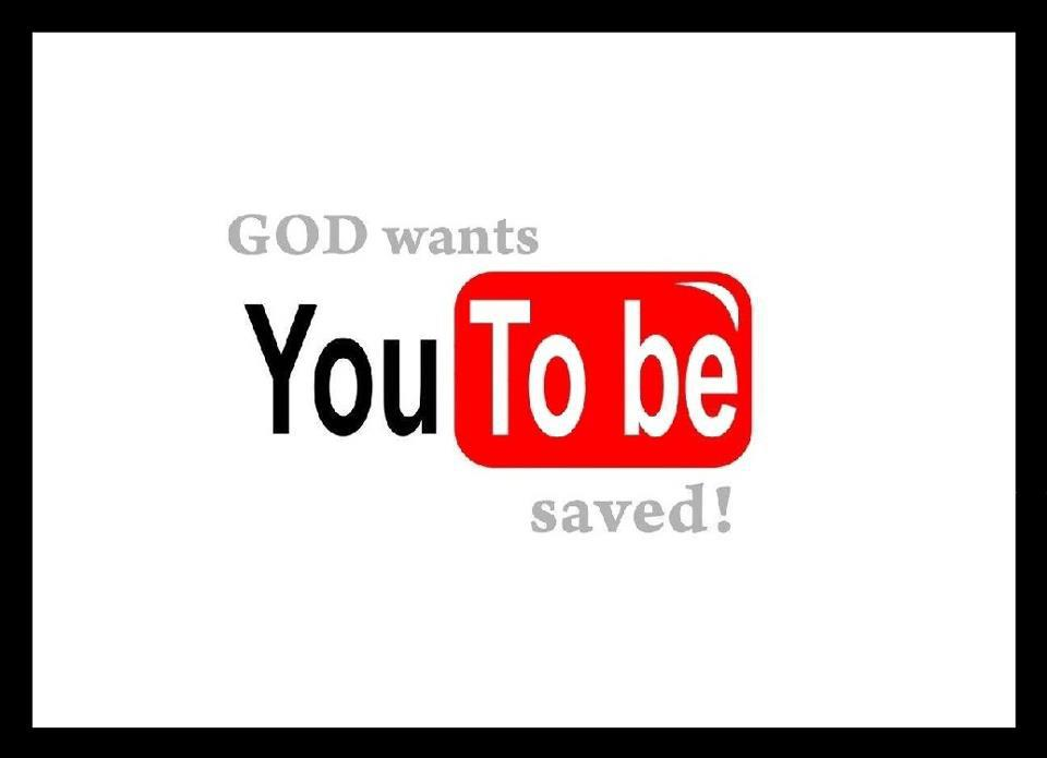 You TO BE saved